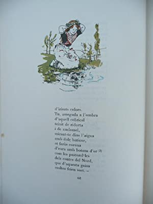 Somnis entre palmes. Pròleg de Ricard Permanyer. Il lustracions de Mercè Llimona.: ...