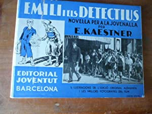 Emili i els Detectius: Kaestner, Erich