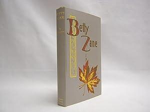 Betty Zane.: Grey, P. Zane.