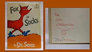 Fox in Socks: A Tongue Twister for: Seuss, Dr.