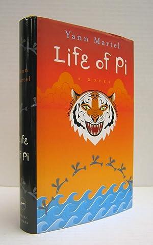 Life of Pi.: Martel, Yann.