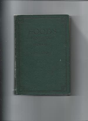 Foods Preparation and Serving: Bailey, Pearl L.