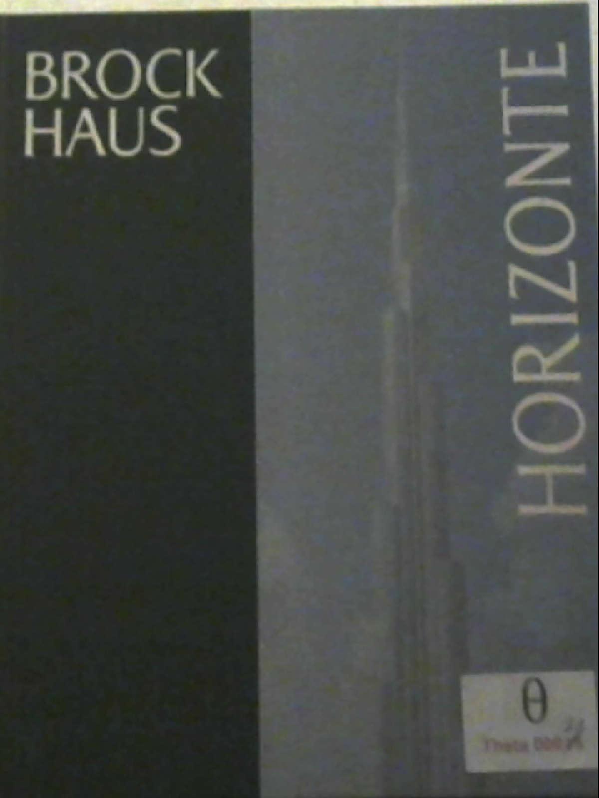 Brockhaus Horizonte in 12 Bände