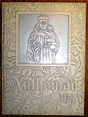 Saint (St.) Anthony's High School Yearbook (Annual) 1957 Anthonian