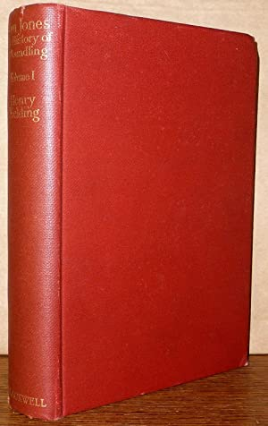 The History of Tom Jones A Foundling Vol. 1: Henry Fielding