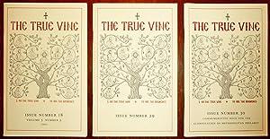 The True Vine: The Journal of the: Bp. Ephraim of