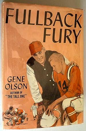 Fullback Fury: Gene Olson