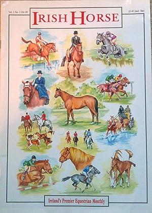 Irish Horse - Ireland's Premier Equestrian Monthly: Collins, Dermot J.
