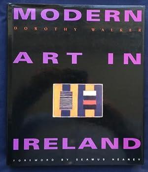 Modern Art in Ireland: Walker, Dorothy -