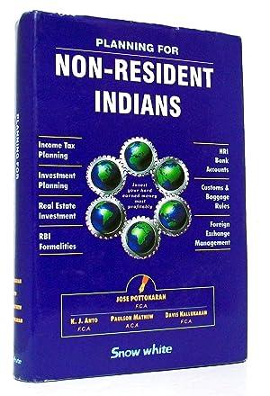 Planning for Non-Resident Indians: Pottokaran, Jose Bhagwati