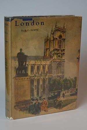 LONDON The Picture Guides: Hoppe, E. O.