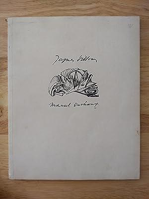 Jacques Villon, Raymond Duchamp-Villon, Marcel Duchamp 1957.