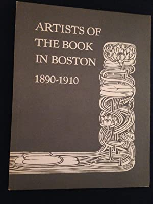 Artists of the Book in Boston, 1890 - 1910