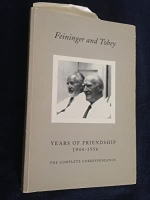 Feininger and Tobey: Years of Friendship, 1944: Feininger and Tobey