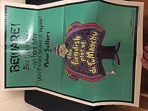 Fiendish Plot of Dr Fu Manchu: Movie Poster]. Sellers,