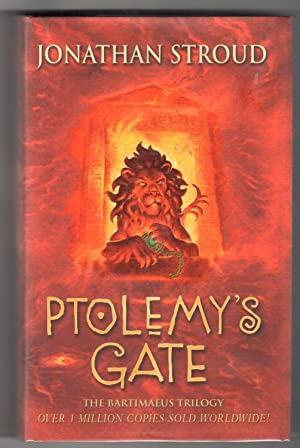 THE BARTIMAEUS TRILOGY: The Amulet Of Samarkand, The Golem's Eye, and Ptolemy's Gate.: ...