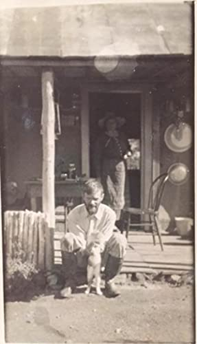 A Charming Vintage PHOTOGRAPH of the author: Lawrence, D[avid] H[erbert].
