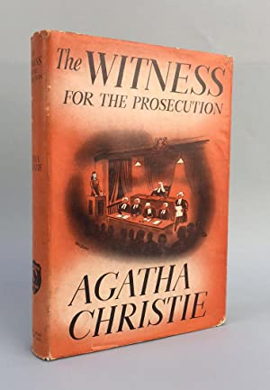 THE WITNESS FOR THE PROSECUTION And Other Stories: Christie, Agatha.