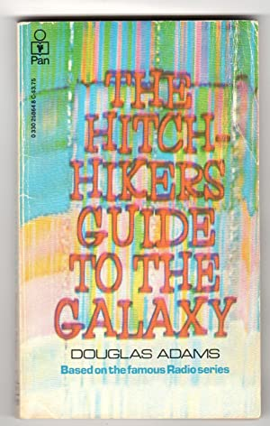 THE HITCHHIKER'S GUIDE TO THE GALAXY.: Adams, Douglas.