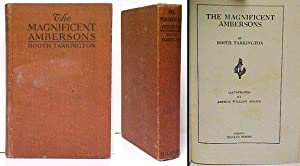 Magnificent Ambersons. First Canadian Edition: TARKINGTON, Booth