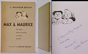 Max & Maurice : The Story of: BUSCH, Wilhelm ROOME,