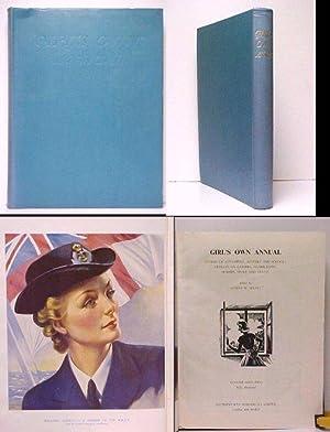 Worrals of the W.A.A.F.S. in Girl's Own Annual. Vol. 62: JOHNS, W.E.)SPRATT, Gladys M. (ed.)...