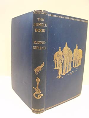 Jungle Book and The Second Jungle Book.: KIPLING, Rudyard.
