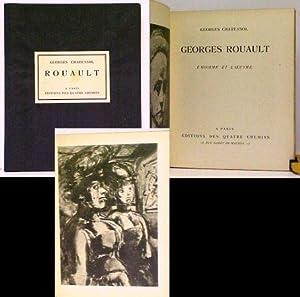 Georges Rouault : L'Homme et L'Oeuvre: CHARENSOL, Georges ROUAULT,