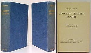 Maigret Travels South. First British Edition: SIMENON, GeorgesSAINSBURY, Geoffrey