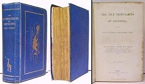 Nile Tributaries of Abyssinia. 2nd ed.: BAKER, Samuel W.