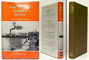Irish Passenger Steamship Services. Vol 2 only.: McNEILL, D. B.