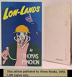 Low-Lands. 2nd card covers: PYNCHON, Thomas
