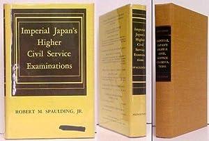 Imperial Japan's Higher Civil Service Examinations. in: SPAULDING, Robert M.,