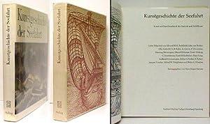 Kunstgeschichte der Seefahrt. in dj, box.: HANSEN, Hans Jürgen,