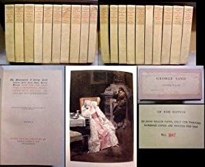 Masterpieces of George Sand, Amandine Lucille Aurore: SAND, George DUPIN