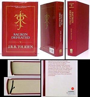 Sauron Defeated. 1st pr in dj.: TOLKIEN, J. R.