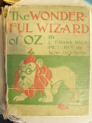 Wonderful Wizard of Oz. With Pictures by: BAUM, L. Frank.