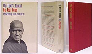 Thief's Journal. 1st US in dj: GENET, Jean SARTRE,