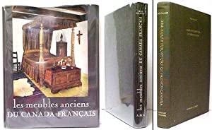 Early Furniture of French Canada. 1st in: PALARDY, Jean McLEAN,