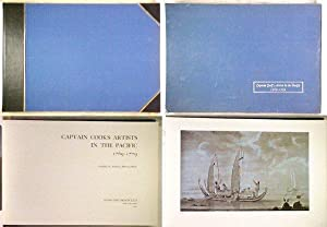 Captain Cook's Artists in the Pacific 1769-1779. boxed ltd ed.: COOK, James, Captain). ...