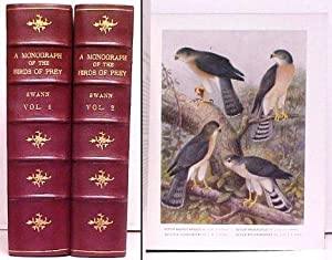 Monograph of the Birds of Prey: SWANN, H. Kirke