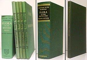 Flora of the British Isles. 5 vols: CLAPHAM, A.R., T.G.