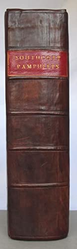 Bound volume of nine of her tracts (see list below).: SOUTHCOTT, Joanna