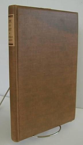 Life And Art By Thomas Hardy: Thomas Hardy