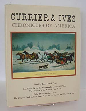 Currier & Ives Chronicles Of America: John Powell Pratt
