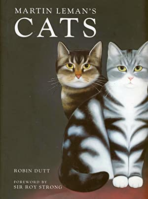 Martin Leman's Cats - SIGNED COPY