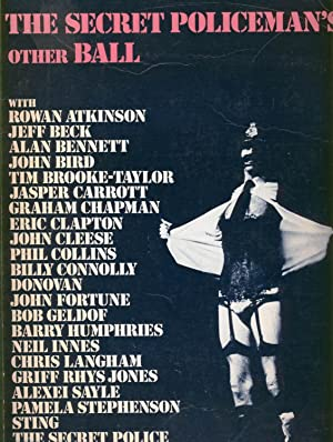 The Secret Policeman's Other Ball: Martin Lewis &