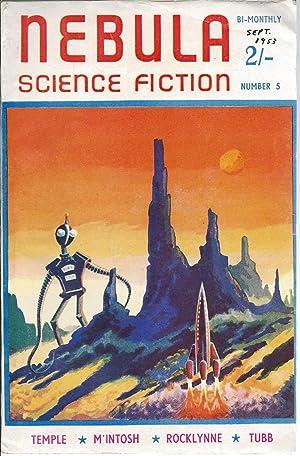 Nebula Science Fiction # 5 1953 Vol.: Hamilton, Peter (editor):