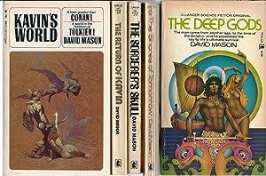 "DAVID MASON"" FIRST EDITIONS: Kavin's World /: Mason, David (pseudonym"