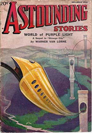 Astounding Stories 1936 Vol. 18 # 04: Tremaine, F. Orlin
